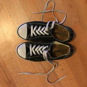 Old School Converse All Star Low Tops